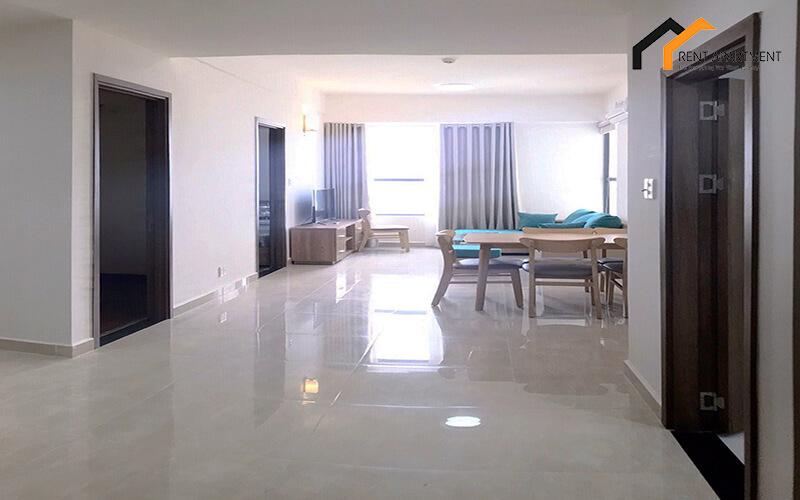 loft dining garden condominium Residential Ho Chi Minh