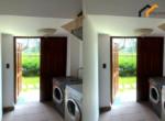 washin mashine villa