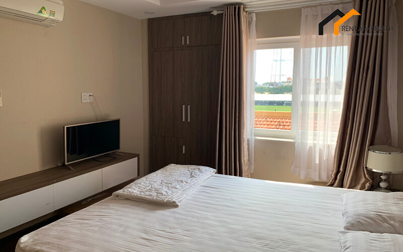 bedroom serviced apartment 1286