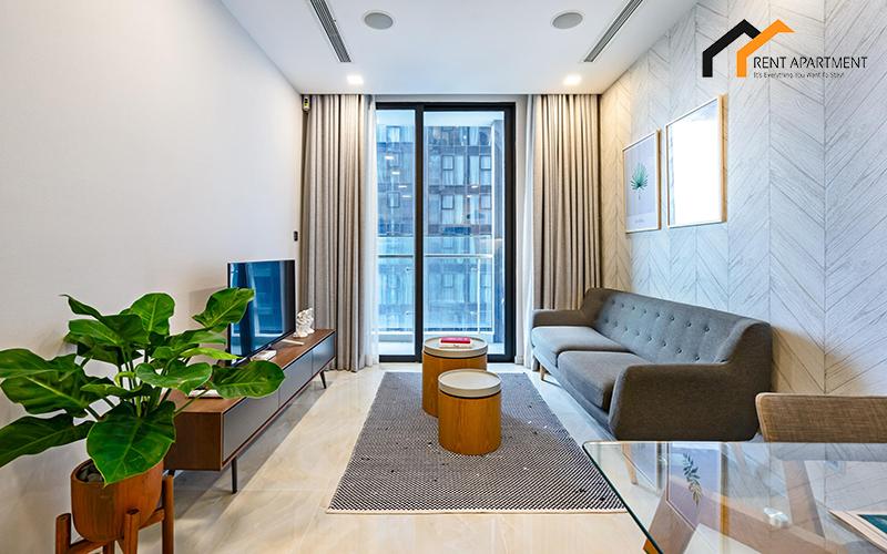 Ho Chi Minh Duplex Elevator room rent