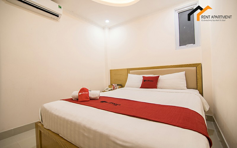 Ho Chi Minh bedroom lease balcony RENTAPARTMENT