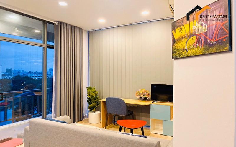 Ho Chi Minh condos garden room contract
