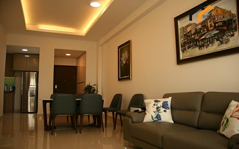Saigon area rental flat properties