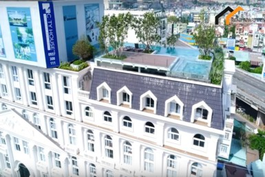 sonata swimming pool apartment