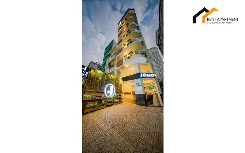 Ho Chi Minh Duplex microwave service landlord