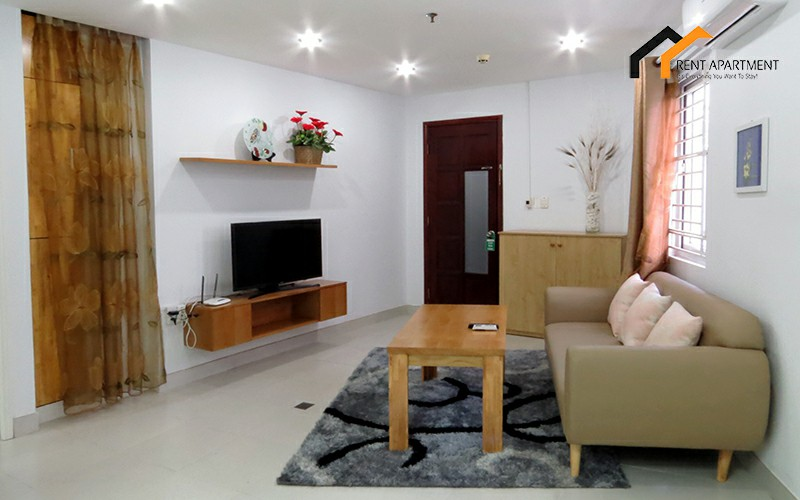 House livingroom binh thanh serviced tenant