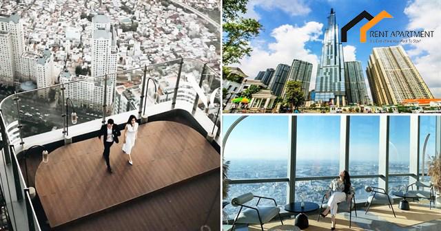 Visit the landmark 81 sky view