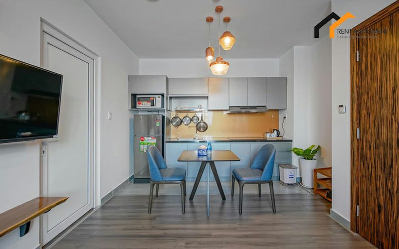 apartment terrace rental room sink