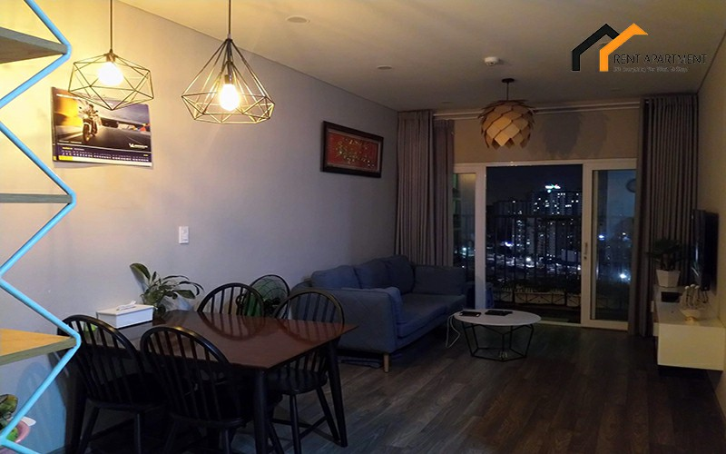 apartments dining binh thanh serviced deposit
