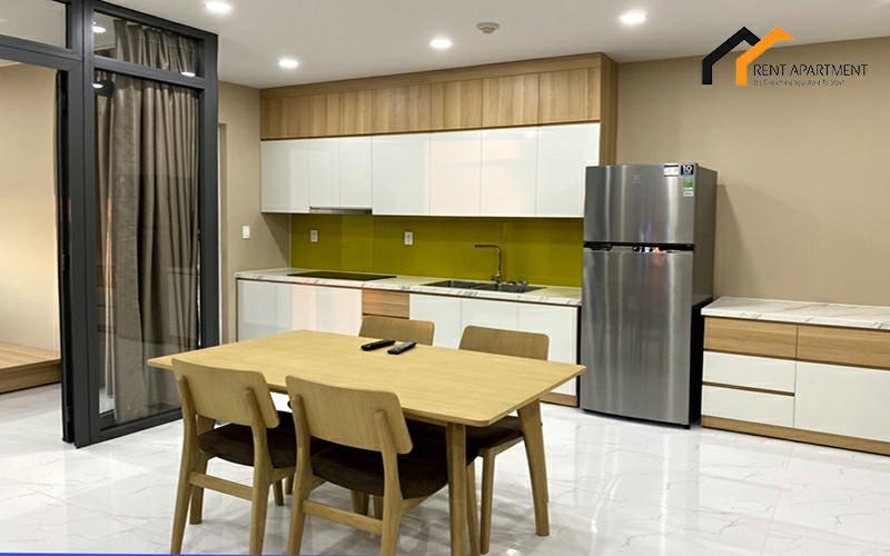 flat area Elevator studio lease