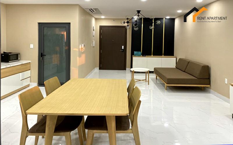 loft bedroom garden condominium project