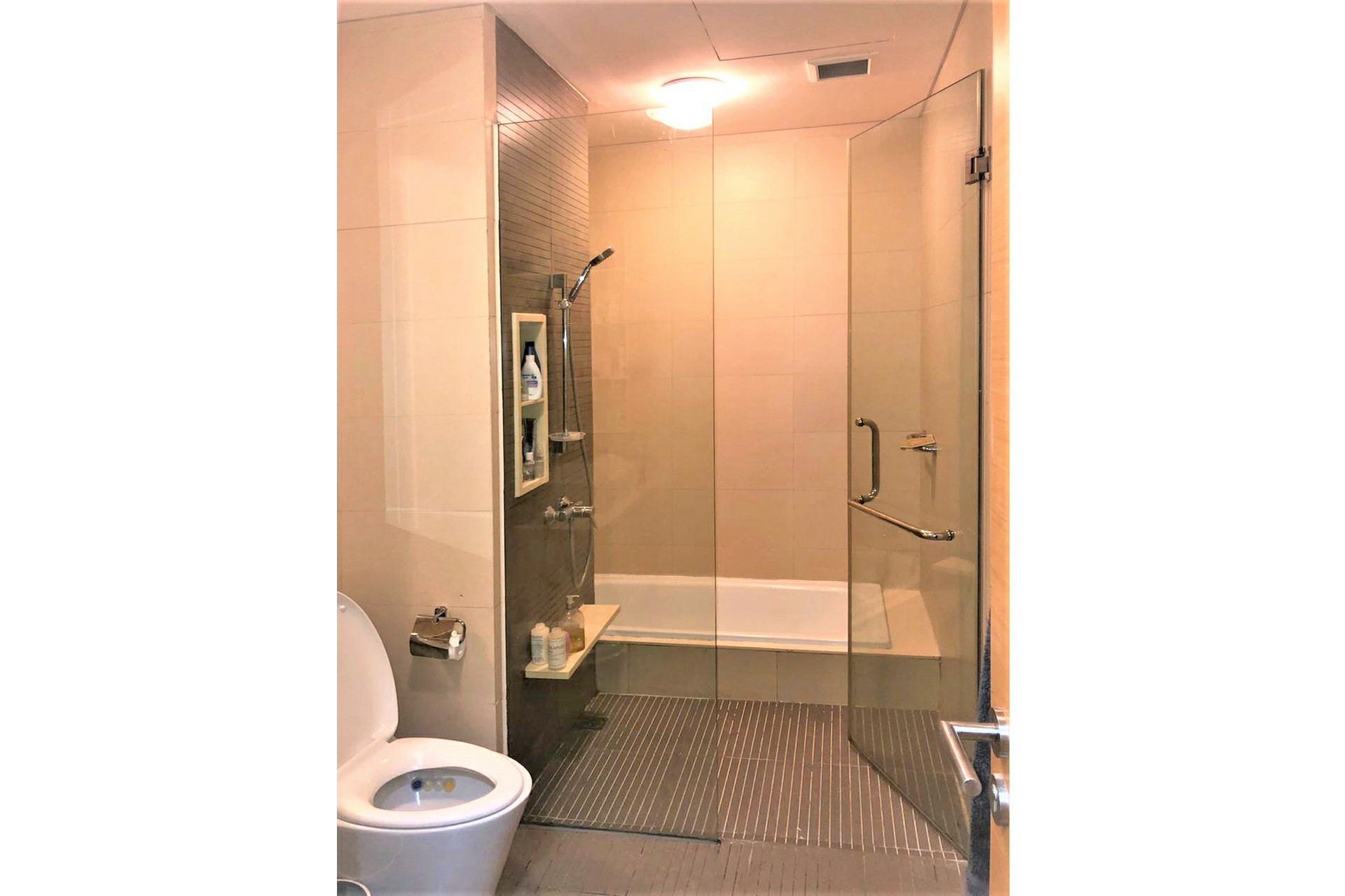 loft terrace toilet condominium lease