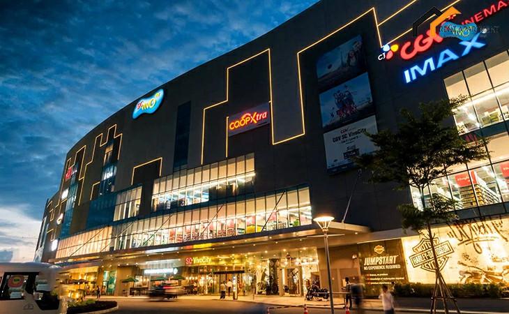 SC VivoCity Shopping Center