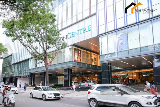Takashimaya Saigon Centre shopping mall