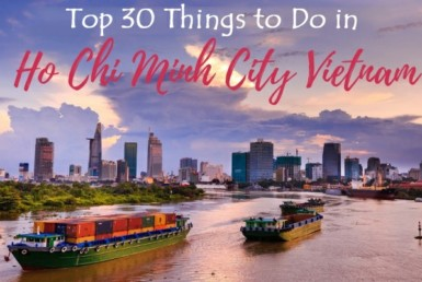 Thing to do in Ho Chi Minh