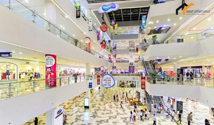 SC VivoCity Shopping Center In Ho Chi Minh city, Vietnam