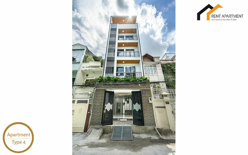 Ho Chi Minh Duplex lease room contract