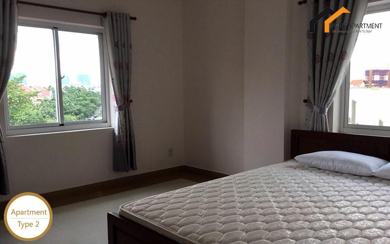 Ho-Chi-Minh Duplex room condominium district