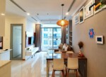 Ho Chi Minh condos kitchen studio landlord