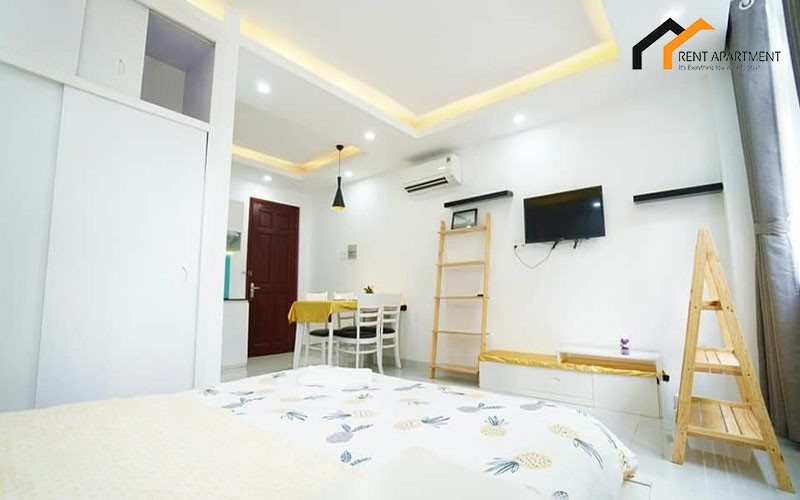 Ho Chi Minh fridge room condominium rent