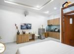 Ho Chi Minh livingroom light stove district