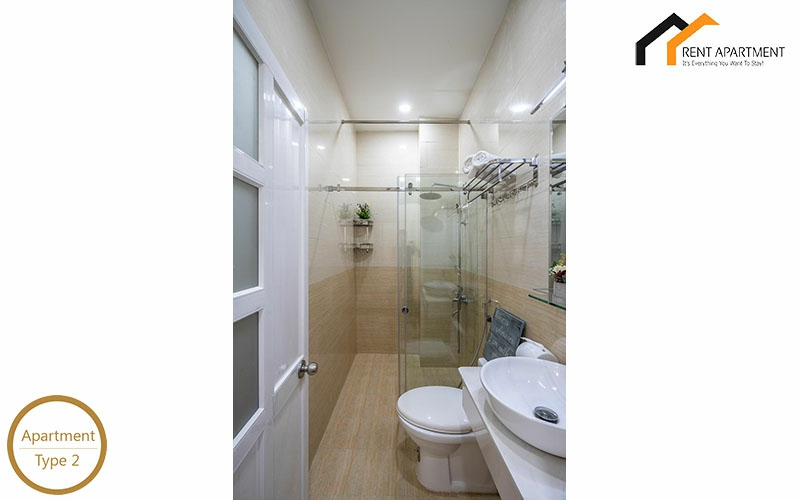 Real estate garage toilet room Residential