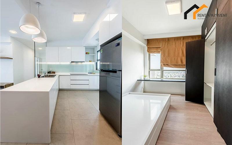 apartment Duplex light balcony project