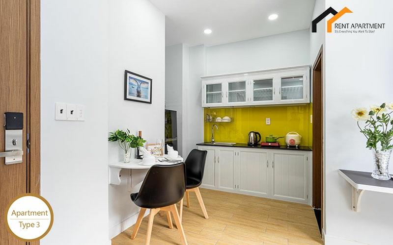 apartment table toilet flat district