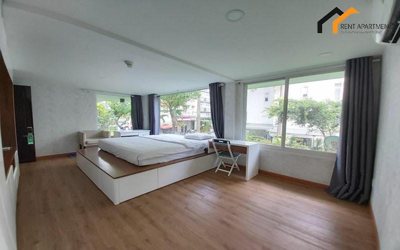 apartments Housing garden serviced rent