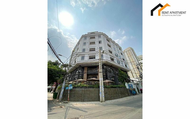 loft Duplex binh thanh studio lease