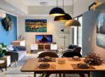 living room Masteri Thao Dien