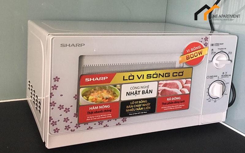 Microwave apartmen Masteri Thao Dien