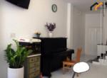 Apartments sofa room studio contract