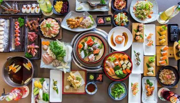 Isushi-Buffet-restaurant