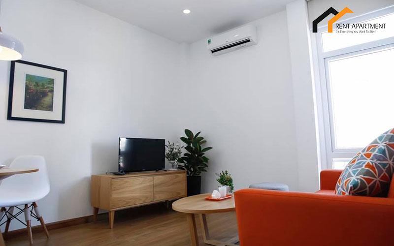 Real estate sofa bathroom studio lease