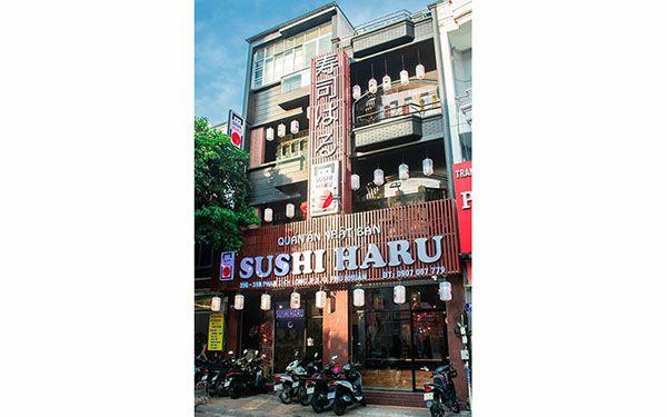 Sushi Haru restaurant