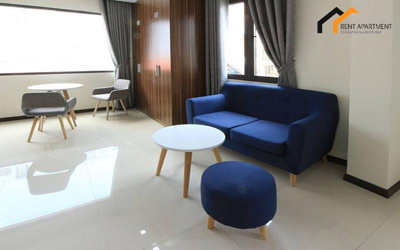 Ho Chi Minh sofa garden apartment project