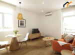 apartment table room apartment rentals