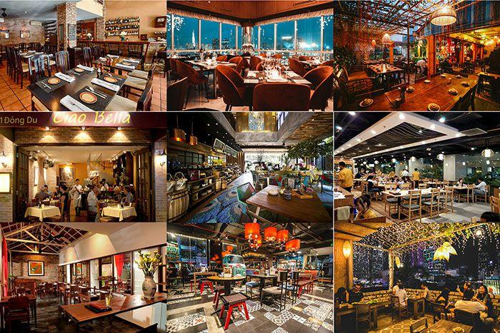 best-restaurant Ho- Chi Minh city