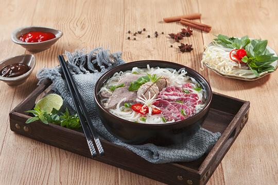 pho noodle sou