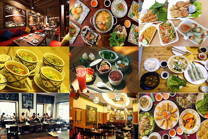 The 7 Best Vegetarian Restaurants In Saigon- Ho Chi Minh city