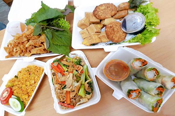 veggie saigon restaurant