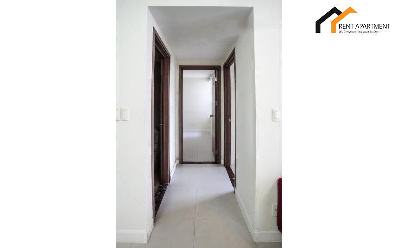 Apartments area room studio tenant