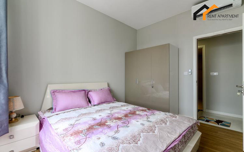 Ho Chi Minh area binh thanh serviced Residential
