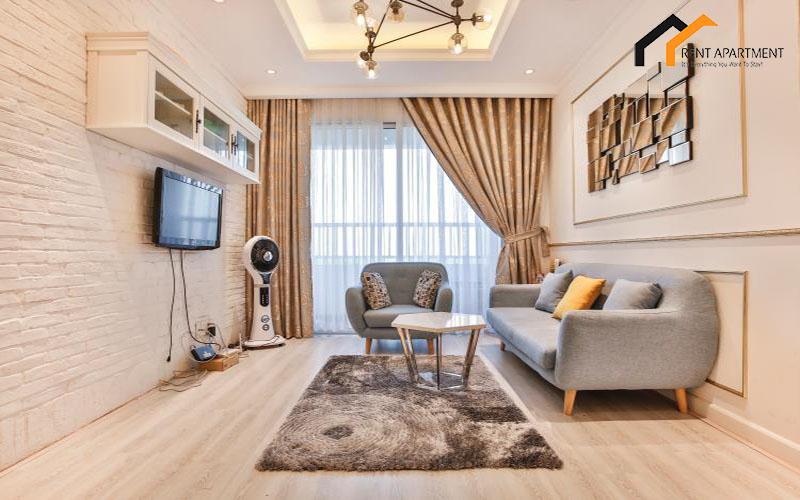 Ho Chi Minh bedroom rental leasing sink