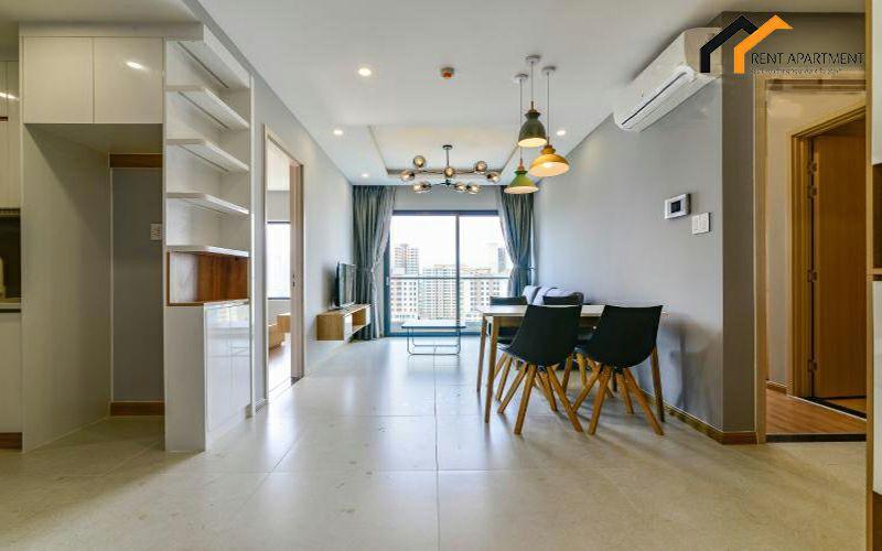 Saigon fridge kitchen apartment tenant