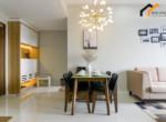saigon building microwave renting project