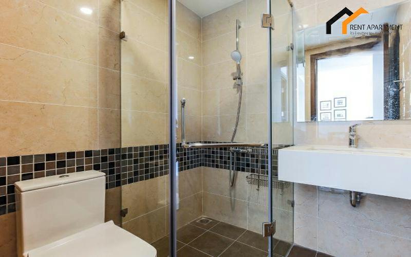 Apartments Housing toilet room tenant