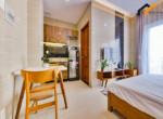 rent livingroom kitchen room deposit