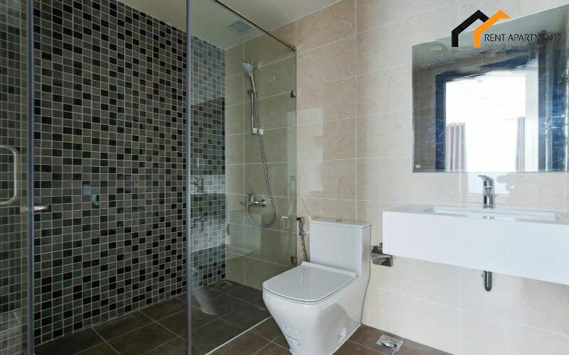 Real estate condos bathroom window project